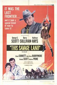 This Savage Land - 27 x 40 Movie Poster - Style A