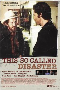 This So-Called Disaster - 27 x 40 Movie Poster - Style A