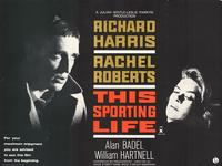 This Sporting Life - 11 x 14 Movie Poster - Style B