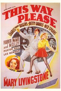 This Way Please - 27 x 40 Movie Poster - Style A