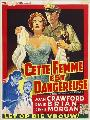 This Woman Is Dangerous - 27 x 40 Movie Poster - Belgian Style A