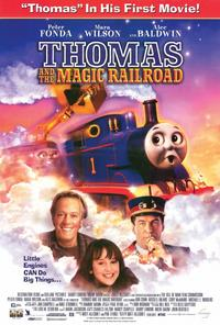 Thomas and the Magic Railroad - 27 x 40 Movie Poster - Style A