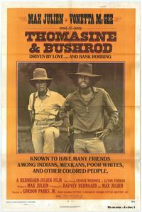 Thomasine and Bushrod - 11 x 17 Movie Poster - Style B