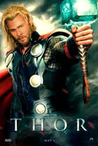 Thor - 11 x 17 Movie Poster - Style B
