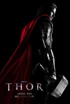 Thor - 11 x 17 Movie Poster - Spanish Style A