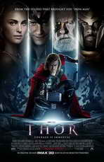 Thor - 11 x 17 Movie Poster - Style G