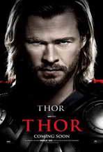 Thor - 27 x 40 Movie Poster - Style H
