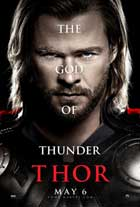 Thor - 11 x 17 Movie Poster - Style O