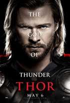 Thor - 11 x 17 Movie Poster - Style O