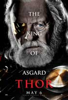 Thor - 11 x 17 Movie Poster - Style R