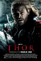 Thor - 11 x 17 Movie Poster - Style S
