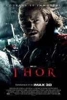 Thor - 43 x 62 Movie Poster - Bus Shelter Style E