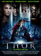 Thor - 43 x 62 Movie Poster - Bus Shelter Style D