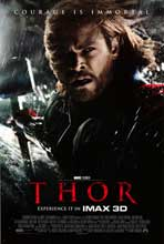 Thor: The Dark World - DS 1 Sheet Movie Poster - Style A