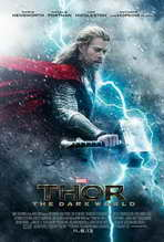 Thor: The Dark World - 27 x 40 Movie Poster - Style B