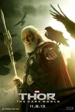 Thor: The Dark World - 11 x 17 Movie Poster - Style F