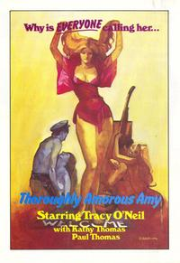 Thoroughly Amorous Amy - 11 x 17 Movie Poster - Style A