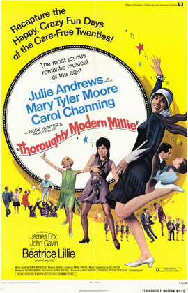 Thoroughly Modern Millie - 11 x 17 Movie Poster - Style A