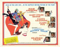 Thoroughly Modern Millie - 11 x 14 Movie Poster - Style C