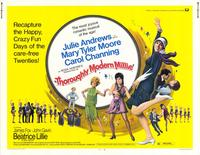 Thoroughly Modern Millie - 11 x 14 Movie Poster - Style A
