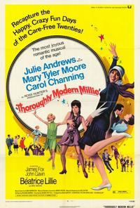 Thoroughly Modern Millie - 27 x 40 Movie Poster - Style A