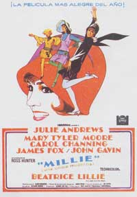 Thoroughly Modern Millie - 11 x 17 Movie Poster - Spanish Style A