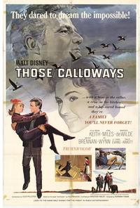 Those Calloways - 11 x 17 Movie Poster - Style A