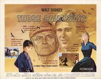 Those Calloways - 11 x 14 Movie Poster - Style A