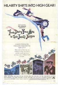 Those Daring Young Men in Their Jaunty Jalopies - 11 x 17 Movie Poster - Style A