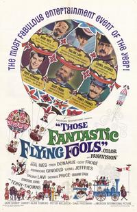 Those Fantastic Flying Fools - 11 x 17 Movie Poster - Style A