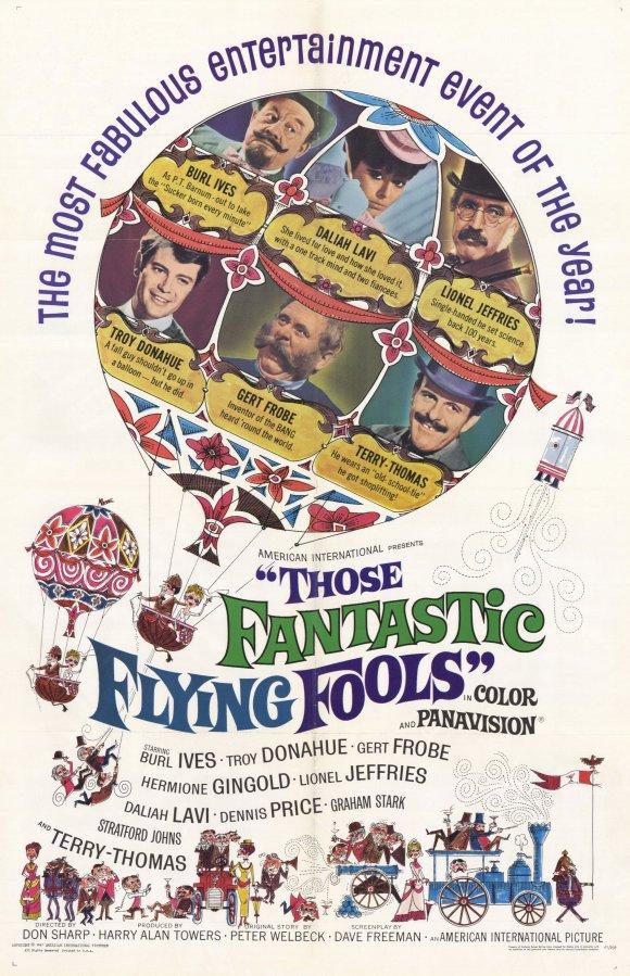 Flying Fools movie