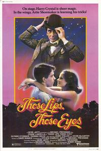 Those Lips, Those Eyes - 11 x 17 Movie Poster - Style A