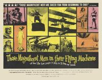 Those Magnificent Men in Their Flying Machines - 11 x 14 Movie Poster - Style A