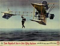 Those Magnificent Men in Their Flying Machines - 11 x 14 Movie Poster - Style B