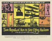 Those Magnificent Men in Their Flying Machines - 22 x 28 Movie Poster - Half Sheet Style A