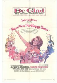 Those Were the Happy Times - 11 x 17 Movie Poster - Style A