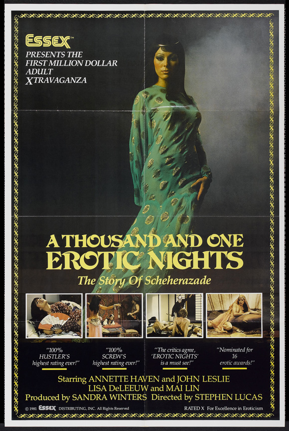 1001 erotic nights the sequal 1986 restored - 5 9