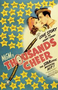 Thousands Cheer - 11 x 17 Movie Poster - Style A
