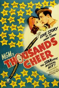 Thousands Cheer - 27 x 40 Movie Poster - Style A