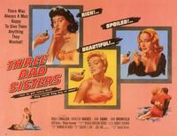 Three Bad Sisters - 11 x 14 Movie Poster - Style A