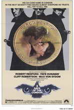 Three Days of the Condor - 27 x 40 Movie Poster - Style A