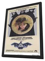 Three Days of the Condor - 27 x 40 Movie Poster - Style A - in Deluxe Wood Frame