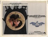 Three Days of the Condor - 22 x 28 Movie Poster - Half Sheet Style A