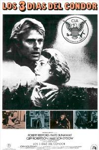 Three Days of the Condor - 11 x 17 Movie Poster - Spanish Style A