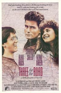 Three for the Road - 27 x 40 Movie Poster - Style A