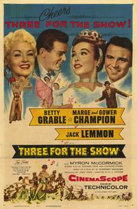 Three for the Show - 11 x 17 Movie Poster - Style A