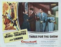 Three for the Show - 11 x 14 Movie Poster - Style A