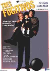 Three Fugitives - 11 x 17 Movie Poster - Spanish Style A