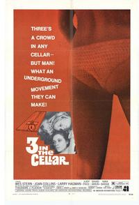 Three in the Cellar - 11 x 17 Movie Poster - Style A