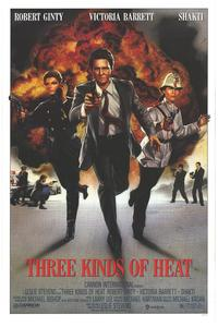 Three Kinds of Heat - 27 x 40 Movie Poster - Style A